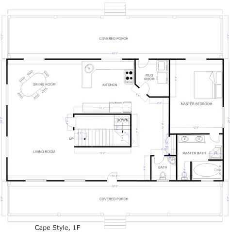 House blueprint software h o m e Pinterest Rustic style, House - new blueprint software ios