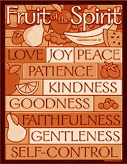 11 best spiritual gifts images on pinterest gratitude spiritual fruits of the spirit negle Gallery