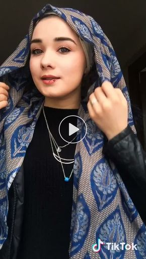 Pin By Media Mohammed On Dd Head Scarf Styles Muslim Fashion Hijab Outfits Scarf Styles