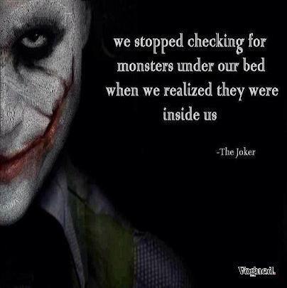 Ici Vous Allez Trouver Les Meilleures Citations Joker Plus De 20