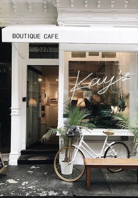 Pin By Haute Design London On Haute Cafe Small Restaurant Design Store Design Boutique Coffee Shop