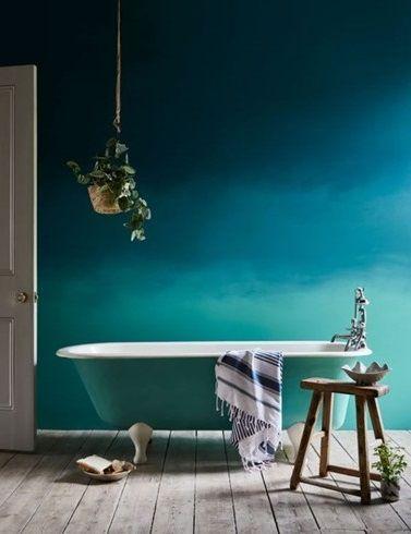 28+ Salle de bain vert canard ideas