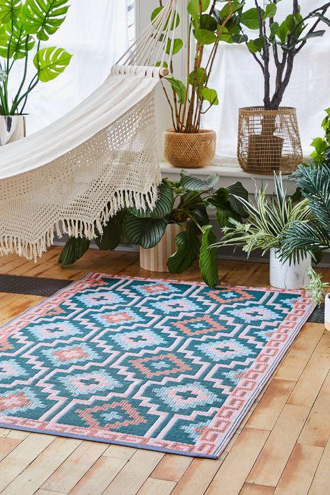 Luz Reversible Indoor Outdoor Mat Outdoor Mat Outdoor Rugs Decor