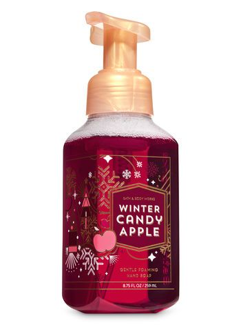 Winter Candy Apple Gentle Foaming Hand Soap Bath And Body Works