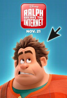 Ralph Breaks The Internet Trailers Tv Spots Clips Featurettes Images And Posters With Images Free Movies Online New Movies To Watch Internet Movies
