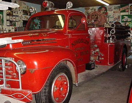 50ford K Iowa Jpg 441 344 Pixels Fire Equipment Fire Trucks Antique Cars