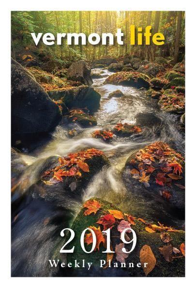 Vt 2019 Calendar 2019 Vermont Life Weekly Calendar   Products   Weekly calendar