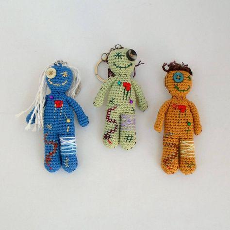 With Alex: Samhain Voodoo Doll Free Crochet Pattern | 474x474