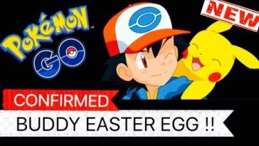 Buddy System Easter Egg Power Up Once More Than Max Limit Pokemon Go Buddy Buddy Pokemon One