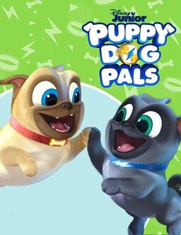 Puppy Dog Pals In 2020 Disney Junior Disney Xd Sofia The First Characters
