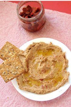 Paté De Lentejas Y Tomates Secos Receta De Aperitivo Saludable Tasty Details Receta Aperitivos Saludables Tomates Secos Tomates Secos Recetas