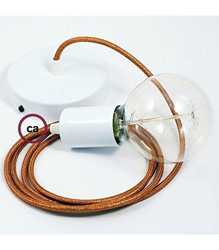 The 8 best images about lampes and co on Pinterest Cable, Lighting - couleur des fils electrique