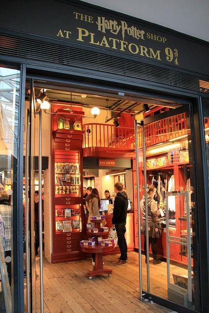 The Place Every Potterhead Should Visit And I 39 M A Massive Harry Potter Fan Fan Harry I39m Mas Harry Potter London Harry Potter Shop Harry Potter