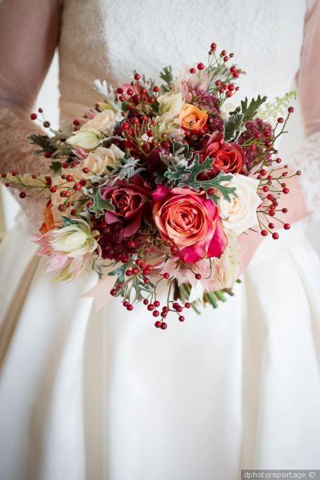 Bouquet Sposa Tradizione.20 Imperdibili Bouquet Per Un Matrimonio Invernale Matrimonio