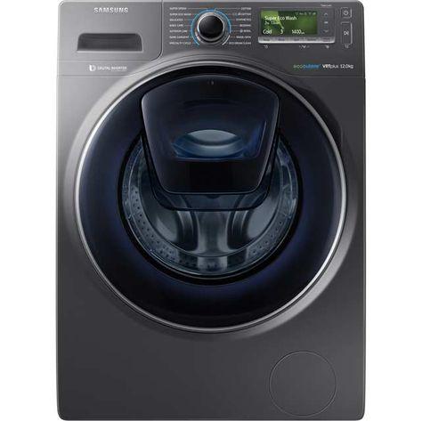 Samsung WW7500 AddWash™ WW90K7615OW 9Kg Washing Machine with 1600 rpm - White