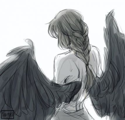 45+ Ideas How To Draw Wings On People Design Reference #howto