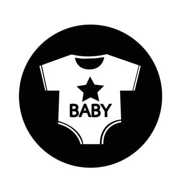 Baby Clothing Icon Baby Icons Kid Birth Png And Vector With Transparent Background For Free Download Baby Icon Vector Clothes Free Vector Illustration