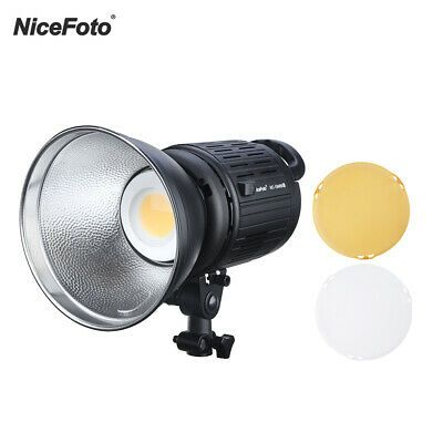 Advertisement Nicefoto Hc 1000b Ii Photography Led Video Light Lamp 100w Lcd Display T0h0 Video Lighting Lamp Light Led