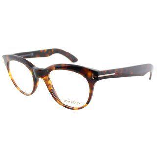 Tom Ford Eyeglasses Frame TF5378 052 47 Dark Havana Frame