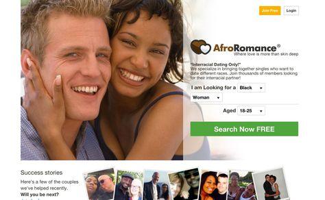 Afro Romance Review - DatingWebsites101.com