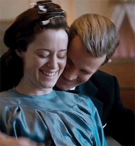 elizabeth and phillip in season 2 of the crown - from thecrownnetflixuk.tumblr.com