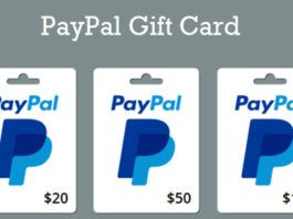 Paypal Gift Card How To Buy Paypal Gift Card How To Receive Your Paypal Gift Card Paypal Gift Card Gift Card Generator Mastercard Gift Card