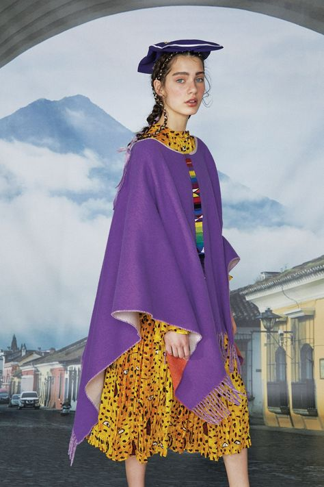 Коллекция Tsumori Chisato Pre-Fall 2018 - Vogue