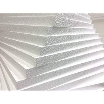 Multi Sizes 12 X Polystyrene Sheets Eps 70 Expanded Polystyrene Foam Insulation Sheets Boards Slabs Insulation Sheets Foam Insulation Sheets Roofing Sheets