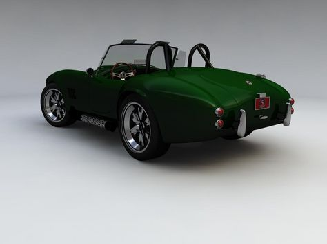 List of factory five cobra build images and factory five