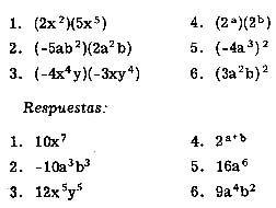 Matematicas Operaciones Con Monomios Y Polinomios Tecnicas De