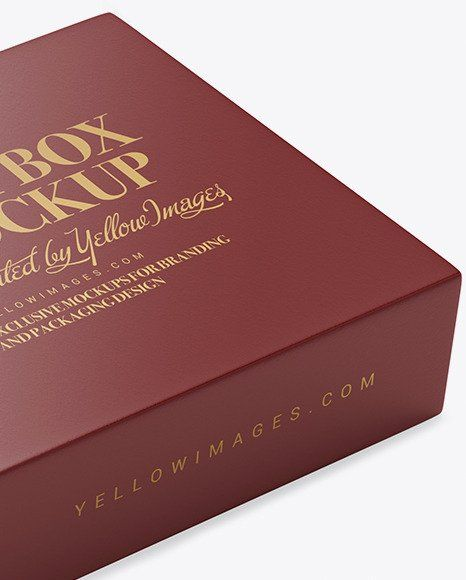 Download Jewellery Box Mockup Free Mockup Box Black Box Mockup Hexagon Box Free Mockup