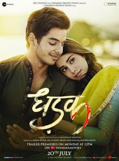 watch dhadak movie online hd free