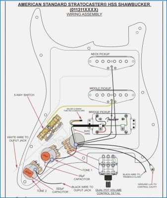 Pin on Electric Guitar Wiring Fender American Strat Ssh Wiring Diagrams on