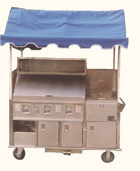 Food Vending Carts
