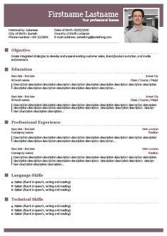 free cv builder template toretoco - Resume Makers Free