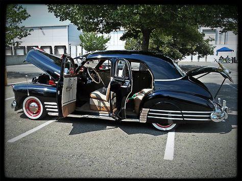 1948 Chevrolet Fleetline Sportmaster