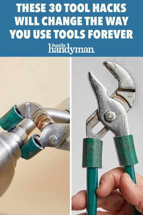 Used Tools, Cool Tools, Diy Tools, Hobby Tools, Simple Life Hacks, Useful Life Hacks, Garage Tools, Woodshop Tools, Restoration Shop