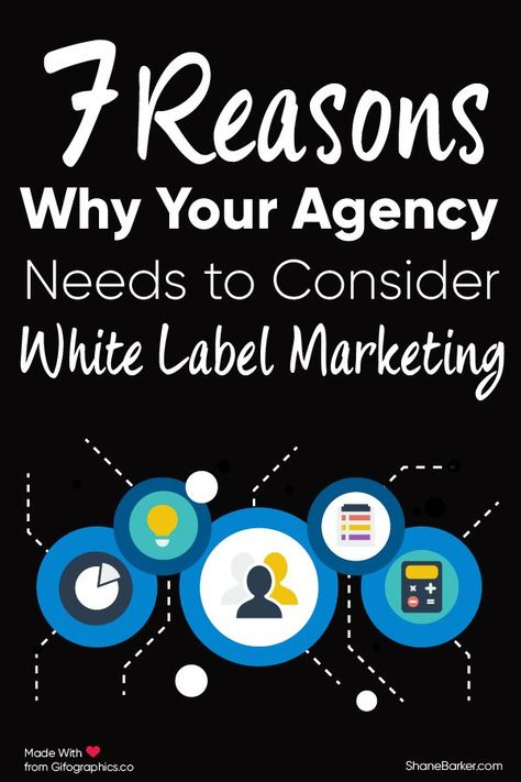 7 Reasons Why Your Agency Needs to Consider White Label Marketing