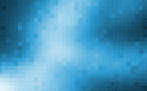 Blue Pixel Hd Desktop Wallpaper High Definition