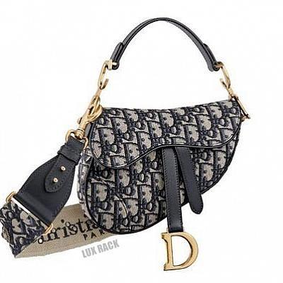 Dior Saddle Bag