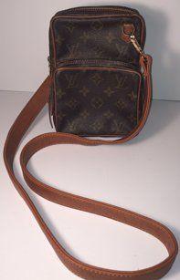 8181a4320d65 Louis Vuitton Petit Marceau Brown Monogram Cross Body Bag. Get the ...