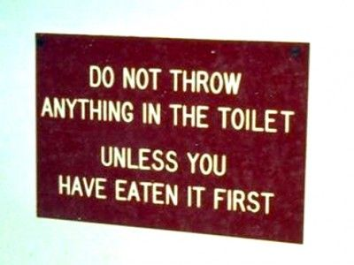 Bathroom Signs For Business pindiane curtis on toilet notices | pinterest | funny bathroom