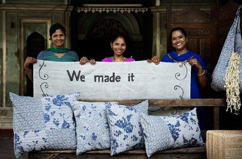 Siamo orgogliosi di collaborare con imprenditori sociali indiani che stanno creando mezzi di sussistenza sostenibili per le donne delle comunità rurali. #HEMTRAKT #IWD2016 #womensday #8marzo #madetochange