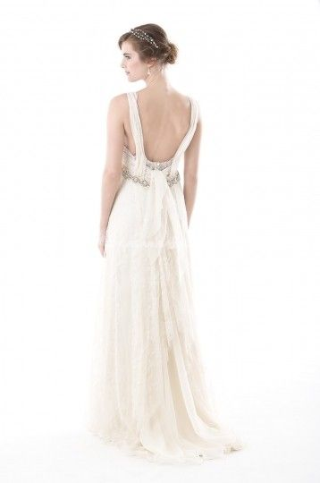 vestido julieta espalda de ana bruno novias | foto 12 | vestidos de