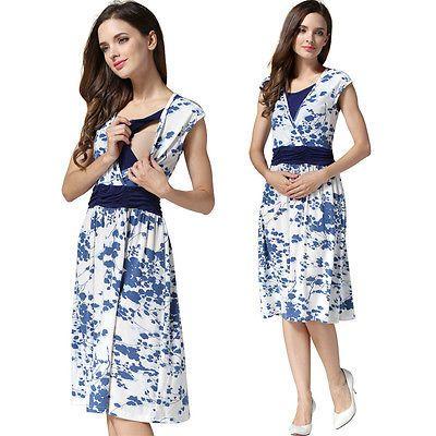 Maternity /& Nursing Dress BNWT Various Sizes