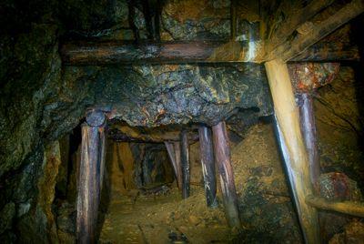 坑道の危険性 遺構調査機構 | 機構, 調査