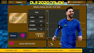 Dream League Soccer 2020 Amazing Lionel Messi Edition For Android In 2020 Game Download Free