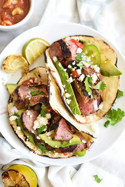 Grilled steak tacos - #adobo #avocado #beef #chipotle #cooking #course #cuisine #delicious #food #foodgasm #foodporn #Grilled #main #mexican #peppers #photography #recipes #sauce #steak #tacos #chipoltesteakrecipe Grilled steak tacos - #adobo #avocado #beef #chipotle #cooking #course #cuisine #delicious #food #foodgasm #foodporn #Grilled #main #mexican #peppers #photography #recipes #sauce #steak #tacos #chipoltesteakrecipe Grilled steak tacos - #adobo #avocado #beef #chipotle #cooking #course #