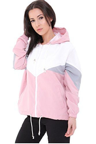 BeBe Womens Outerwear Womens Hooded Bomber Jacket
