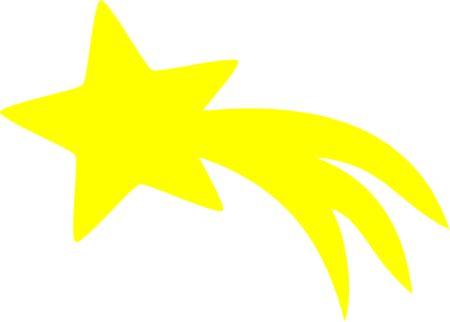 printable yellow stars
